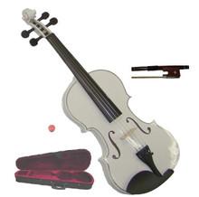 White Handmade Viola VA100-WH