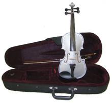 Silver Handmade Violin VN100-SV