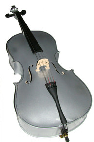 Handcrafted Silver Cello MC100-SV