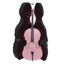Copy of Handcrafted Pink Cello  with Hard Case MC150-PK
