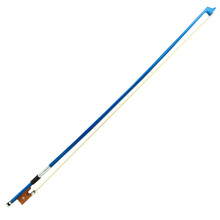 Blue Violin Bow