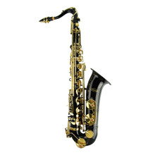 Black Nickel Plated Tenor Saxophone