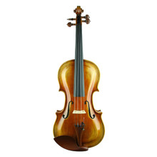 Antique Finish Flamed One Piece Back Concert Violin VN-820