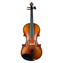 Shell Inlay Antique Flamed One Piece Back Concert Violin VN-950