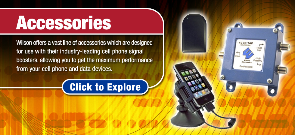Cell Phone Booster Accessories