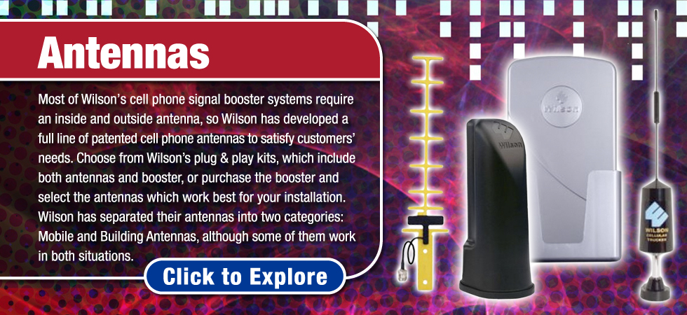 Cell Phone Antenna Boosters