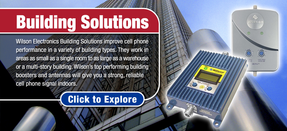 Cell Phone Building Solutions