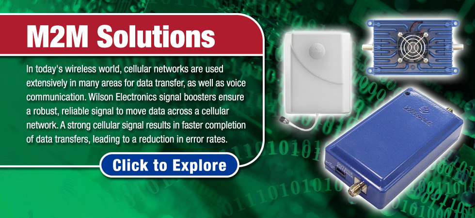 Cell Phone M2M Solutions