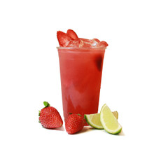 11) Strawberry Twist