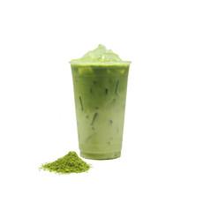 18) Matcha Latte