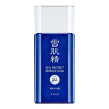 KOSE SEKKISEI Sun Protect Essence Milk SPF50+ PA++++ 60g ~ new for Spring 2015