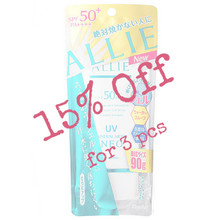 KANEBO ALLIE Extra UV Gel (Mineral Moist Neo) SPF 50+/ PA++++ 90g ~ 15% off for 3!