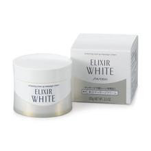 SHISEIDO Elixir White Whitening Tone Up Massage Cream 100g