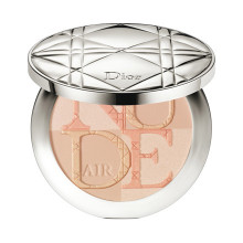 DIOR Diorskin Nude Air Glow Powder ~ #015 Fresh Coral ~ Limited Edition for Milky Dots Summer 2016 Collection