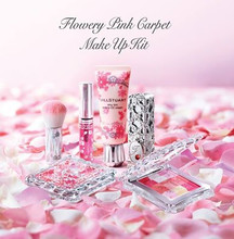 Clearance! JILL STUART Flowery Pink Carpet Makeup Kit ~ Hong Kong and Taiwan Exclusive Limited Edition