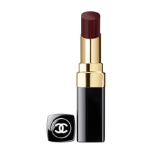 CHANEL Rouge Coco Shine #128 Noir Moderne ~ Sping 2017 Coco Codes Collection