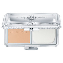JILL STUART Everlasting Silk Powder Foundation Crystal Perfection (Case + Refill) ~ Spring 2017 new item