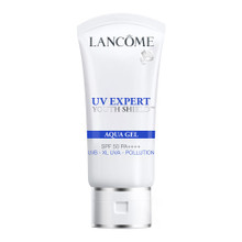 LANCOME UV Expert Youth Shield Aqua Gel Sunscreen SPF 50/ PA++++ 30ml ~ 2017 new item