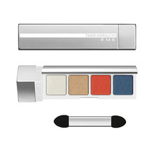 RMK FFFuture Eyeshadow Palette ~ Re Velvet White ~ 2017 Autumn Limited Edition