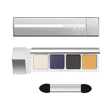 RMK FFFuture Eyeshadow Palette ~ Mo Knit White ~ 2017 Autumn Limited Edition