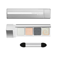 RMK FFFuture Eyeshadow Palette ~ Na Cotton White ~ 2017 Autumn Limited Edition