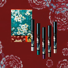 Cle de Peau Chinoiserie Eye Color Pencil Set ~ 2017 Holiday Limited Edition