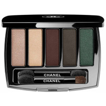 CHANEL Trait de Caractere Eyeshadow Palette ~ 2017 Holiday Collection Libre Limited Edition