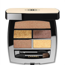 CHANEL Les Beiges Healthy Glow Natural Eyeshadow Palette ~ Deep ~ 2018 Summer Les Beiges Limited Edition
