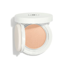 CHANEL Le Blanc Oil-in-Cream Whitening Compact Foundation (Case + Refill) #20 Beige