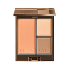 LUNASOL Modeling Face Compact ~ 2018 Autumn new item