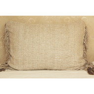 Heavenly Silk Standard Sham Pair