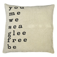 You Me We Pillow