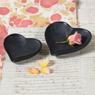 Soapstone Heart Bowl Set