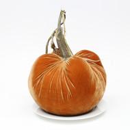 """Jumbo (11"""") Velvet Pumpkin"""