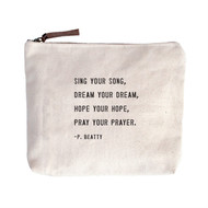 Sing Your Song - Canvas Bag