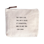 The Sun is Up - Canvas Bag