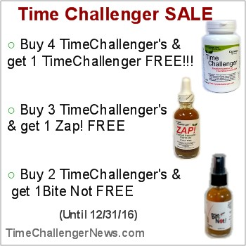 Time Challenger Sale