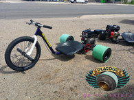 THE GASSER | 212cc Gas Trike | Full Build