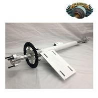 HSlider & Flatline Axle | GAS Trike