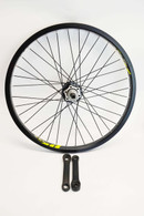 HUFFY Pro Slider | Pedal Front Wheel Kit |  Disc brake mount