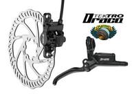 160mm Hydro Brake Kit | Black