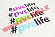 #PVCLIFE | Sticker (50% Savings!)
