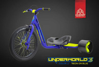 Underworld 3 - Blue / neon Yellow