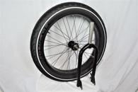 war bear rim tire wheel disc brake mount 26in