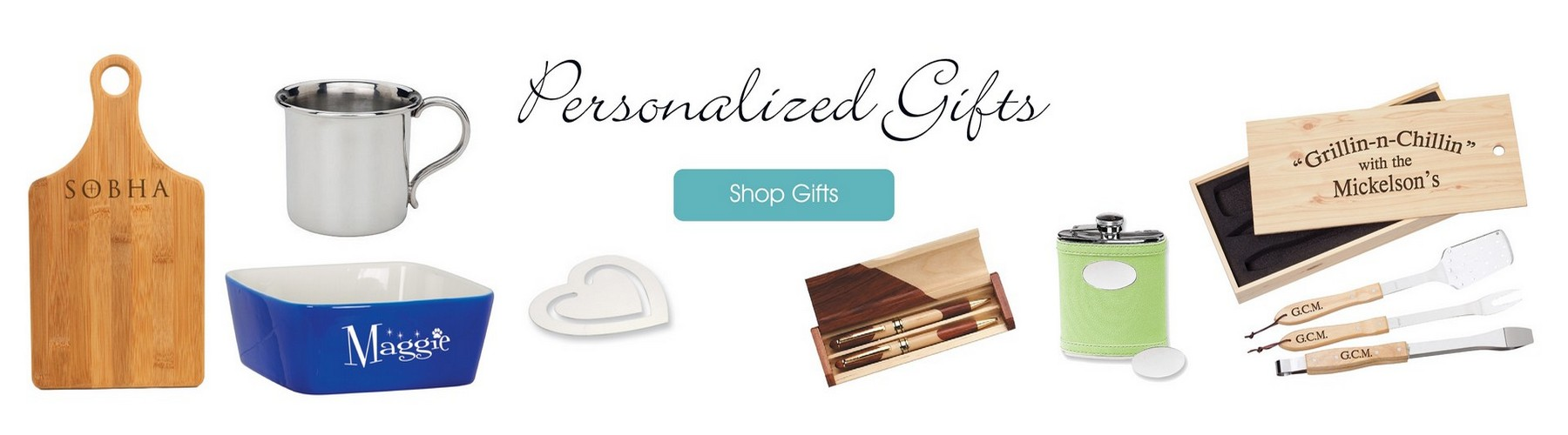 Personalized Gifts, Shop Gifts