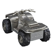 All Terrain Vehicle Bank Engraved