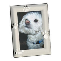 Paw Print Picture Frame 4x6