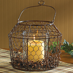 chicken-wire-lantern