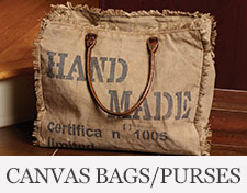 Canvas Bags/Purses