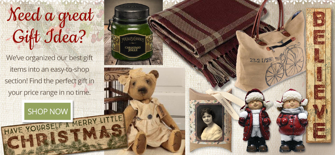 Great Country Gift Ideas from Country Village